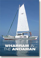 yacht charter on Wharram in the Andaman Sea