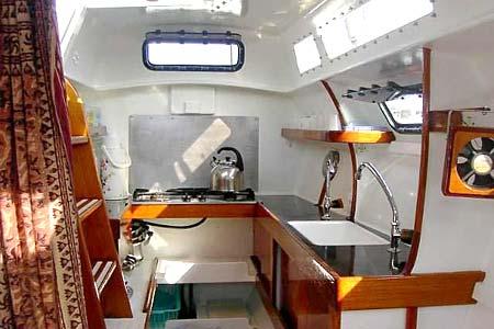 Bareboat Yacht Charter In Thailand On Catamaran Tiki 38